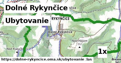 ubytovanie v Dolné Rykynčice