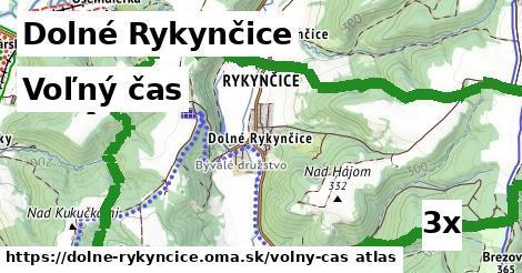 voľný čas v Dolné Rykynčice