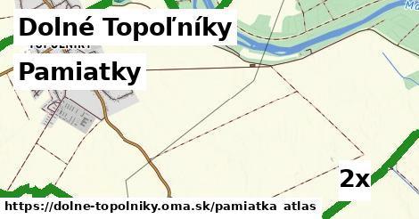 pamiatky v Dolné Topoľníky