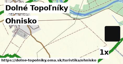 ohnisko v Dolné Topoľníky