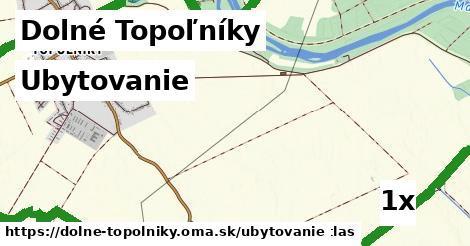 ubytovanie v Dolné Topoľníky