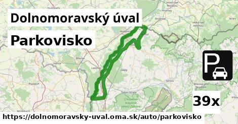 ilustračný obrázok k Parkovisko, Dolnomoravský úval