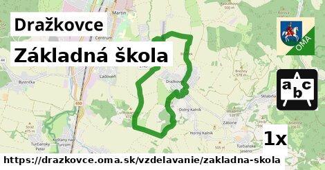 ilustračný obrázok k Základná škola, Dražkovce