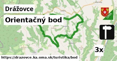 ilustračný obrázok k Orientačný bod, Drážovce, okres KA