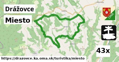 ilustračný obrázok k Miesto, Drážovce, okres KA