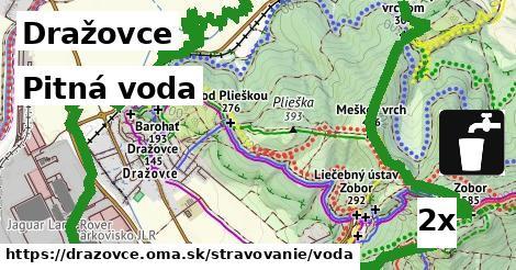 pitná voda v Dražovce