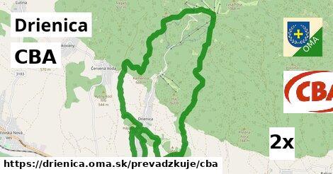 ilustračný obrázok k CBA, Drienica