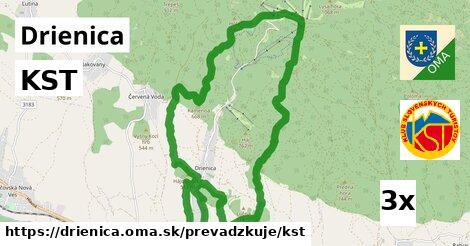 ilustračný obrázok k KST, Drienica