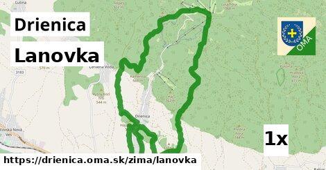 ilustračný obrázok k Lanovka, Drienica