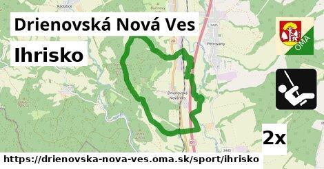 ilustračný obrázok k Ihrisko, Drienovská Nová Ves