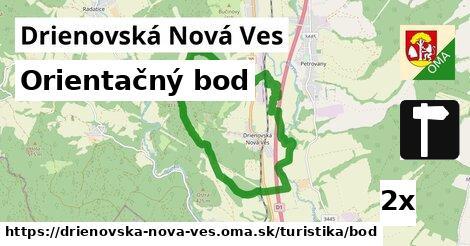 ilustračný obrázok k Orientačný bod, Drienovská Nová Ves