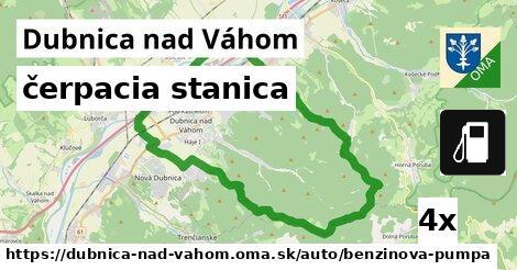 čerpacia stanica v Dubnica nad Váhom