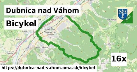 bicykel v Dubnica nad Váhom