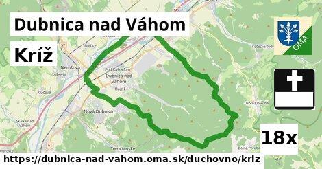 ilustračný obrázok k Kríž, Dubnica nad Váhom