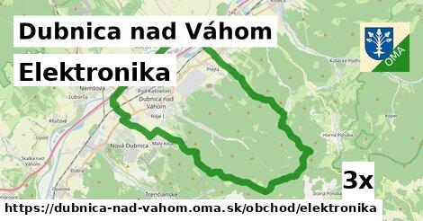 elektronika v Dubnica nad Váhom