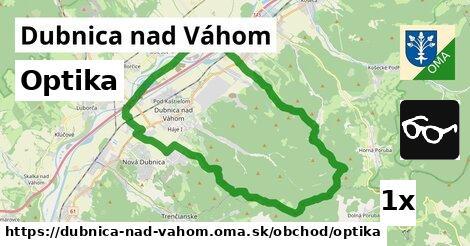 ilustračný obrázok k Optika, Dubnica nad Váhom
