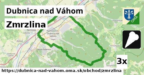 ilustračný obrázok k Zmrzlina, Dubnica nad Váhom