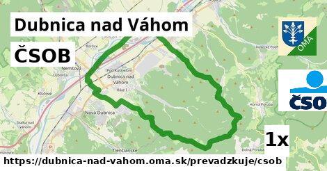 ČSOB v Dubnica nad Váhom