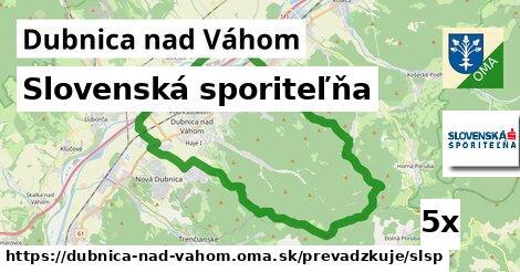 ilustračný obrázok k Slovenská sporiteľňa, Dubnica nad Váhom