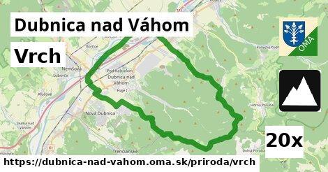 ilustračný obrázok k Vrch, Dubnica nad Váhom