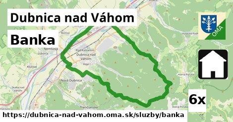banka v Dubnica nad Váhom