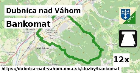 ilustračný obrázok k Bankomat, Dubnica nad Váhom