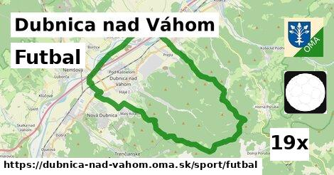 Futbal, Dubnica nad Váhom