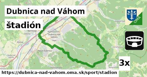 štadión, Dubnica nad Váhom