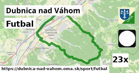 ilustračný obrázok k Futbal, Dubnica nad Váhom