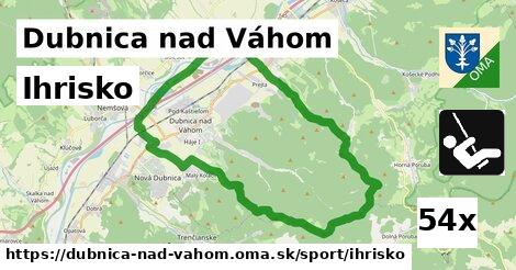 ihrisko v Dubnica nad Váhom