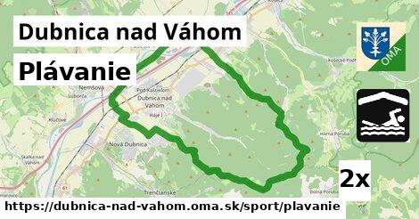 ilustračný obrázok k Plávanie, Dubnica nad Váhom