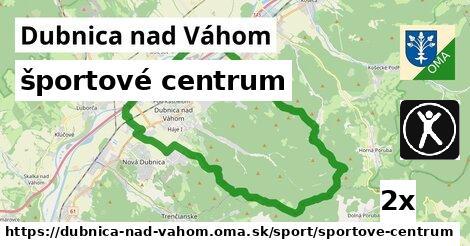ilustračný obrázok k športové centrum, Dubnica nad Váhom