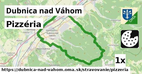 ilustračný obrázok k Pizzéria, Dubnica nad Váhom