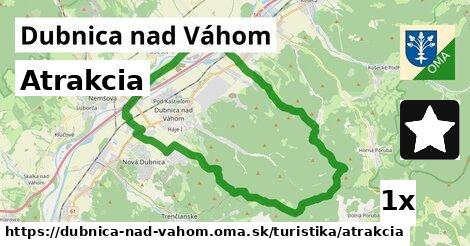 atrakcia v Dubnica nad Váhom