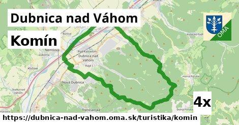 komín v Dubnica nad Váhom