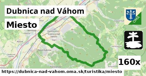 miesto v Dubnica nad Váhom