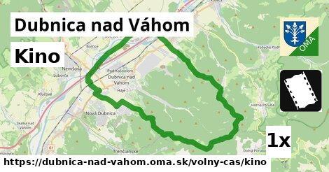kino v Dubnica nad Váhom