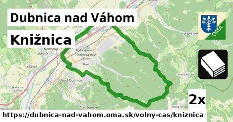 ilustračný obrázok k Knižnica, Dubnica nad Váhom