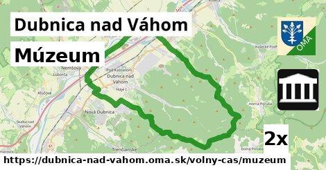 ilustračný obrázok k Múzeum, Dubnica nad Váhom