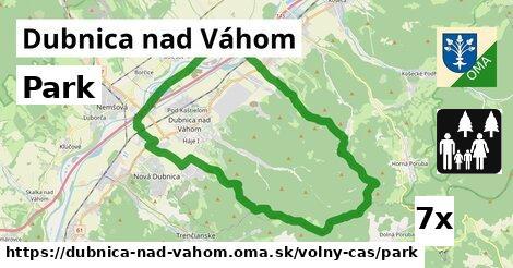 ilustračný obrázok k Park, Dubnica nad Váhom
