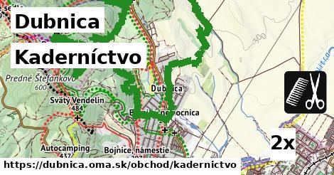 kaderníctvo v Dubnica
