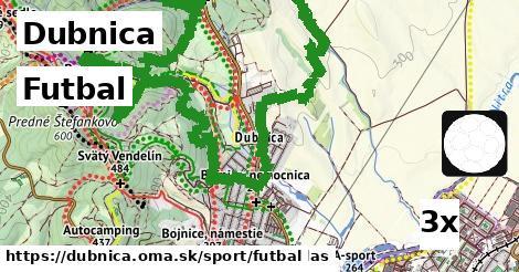 futbal v Dubnica