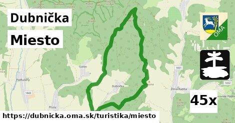 ilustračný obrázok k Miesto, Dubnička