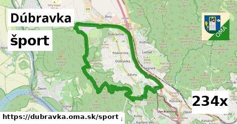 šport v Dúbravka