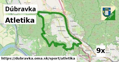 atletika v Dúbravka
