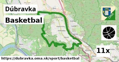 basketbal v Dúbravka
