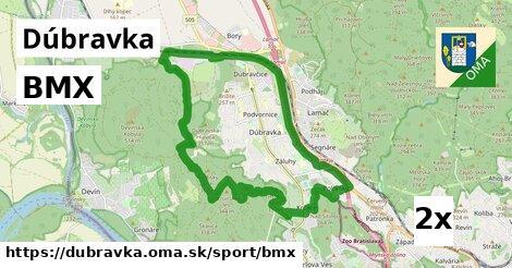 BMX v Dúbravka
