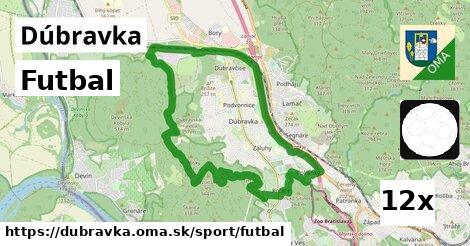 futbal v Dúbravka