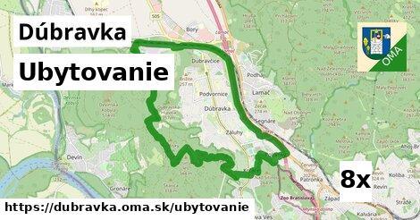 ubytovanie v Dúbravka