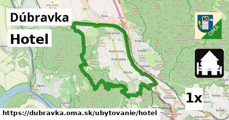 hotel v Dúbravka